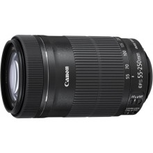 Canon Objektiv EF-S 55-250mm 4.0-5.6 IS STM (8546B005)